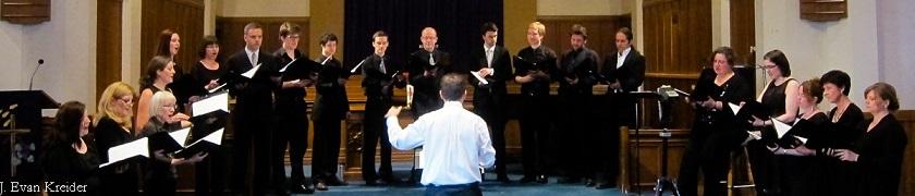 Abendmusik Vesper Choir – Lent