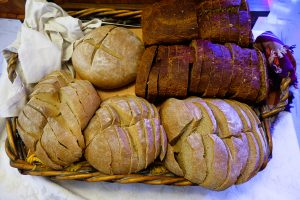 Bread baked by Annika Krause